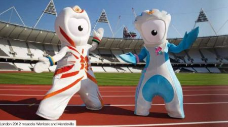 Leicester Goes Olympic