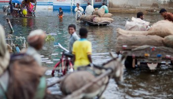 Deadly floods cause global turmoil