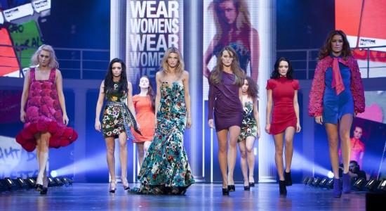 At the heart of British fashion