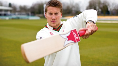'My one ambition was to be a cricketer'
