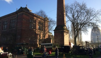 Full steam ahead for Abbey toy model show
