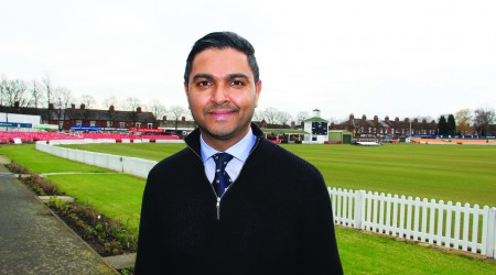 A NEW START FOR LEICESTERSHIRE COUNTY CRICKET CLUB