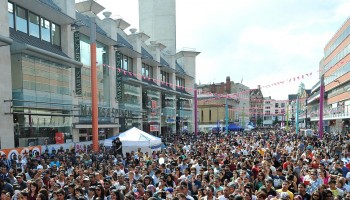 Five Years of Pukaar, Five Years of Spectacle in Leicester