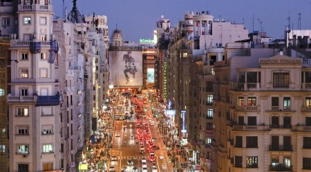 MADRID: A HAVEN OF HISTORY