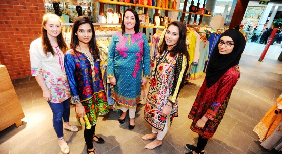 INTERNATIONAL RETAILER WITH TRADITION AT ITS HEART