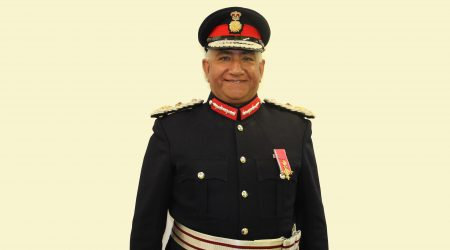 Lord-Lieutenant of Leicestershire