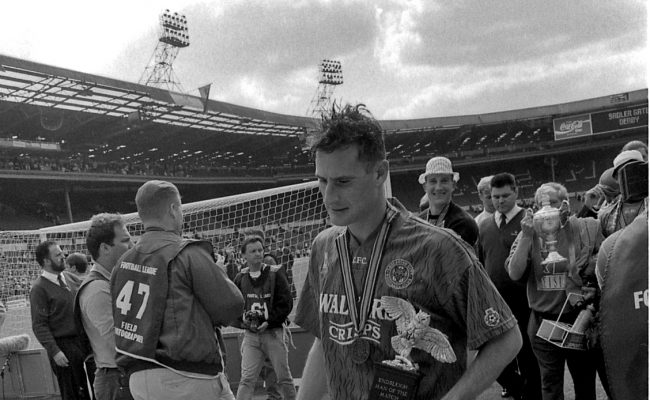 25 YEARS SINCE WEMBLEY 94