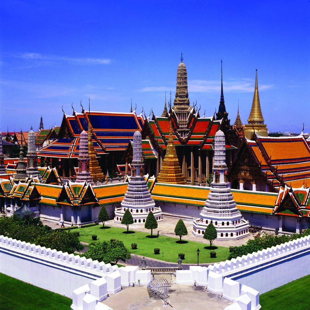 Phra Sri Rattana Satsadaram Temple Bangkok